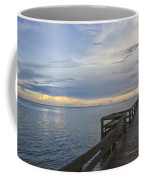 Cape Kennedy At Sunset Coffee Mug