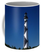 Cape Lookout In The Blue Coffee Mug
