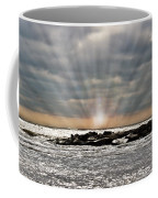 Cape May After The Storm Coffee Mug