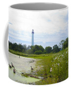 Cape May Lighthouse - New Jersey Coffee Mug