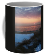 Cape May Twilight In February Coffee Mug