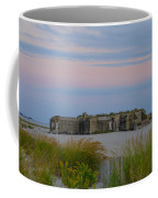 Cape May Wold War Two Concrete Bunker Coffee Mug