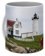 Cape Neddick Lighthouse Coffee Mug