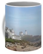 Cape Neddick Lighthouse IIi Coffee Mug