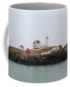 Cape Neddick - Nubble Light 2 Coffee Mug