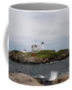 Cape Neddick - Nubble Lighthouse Coffee Mug