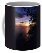 Cape Perpetua Sunset Coffee Mug