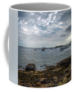 Cape Porpoise Maine - In The Evening Coffee Mug