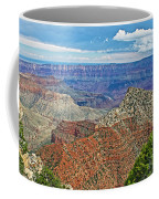 Cape Royal Two On North Rim Of Grand Canyon-arizona Coffee Mug