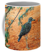 Cape Thick-knee Coffee Mug