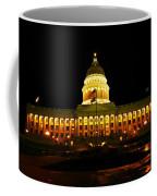 Capital Building In Utah Salt Lake City Coffee Mug