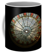 Capital Building Stained Glass 2 Coffee Mug