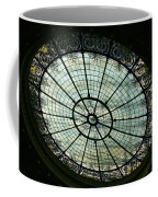 Capital Building Stained Glass  Coffee Mug