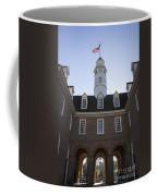 Capitol Arch Rear View Coffee Mug