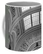 Capitol Architecture - Bw Coffee Mug