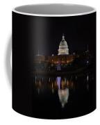 Capitol Christmas - 2012 Coffee Mug