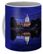 Capitol Morning Coffee Mug