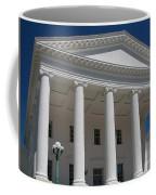 Capitol Pillars - Richmond Coffee Mug