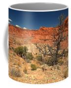 Capitol Reef Cliffs Coffee Mug