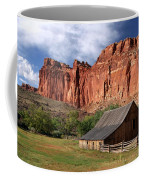 Capitol Reef Homestead Coffee Mug