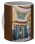 Capitol - Madison - Wisconsin Coffee Mug