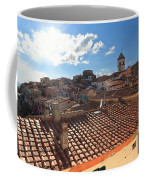 Capoliveri Against The Sun - Elba Island Coffee Mug