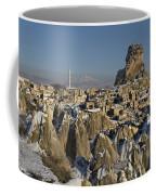 Cappadocia In Winter Coffee Mug
