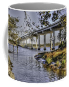 Cappy's By Water Coffee Mug