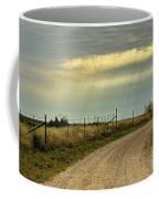 Caprock Canyon-country Road Coffee Mug