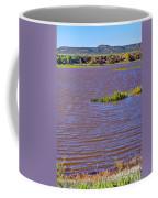 Caprock Canyon-lake Scenic Coffee Mug