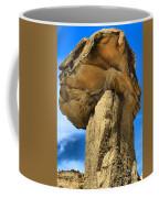 Caprock Mushroom Coffee Mug