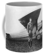 Captain Charles Lindbergh Coffee Mug