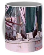 Captain Phillips And First Mate Coffee Mug