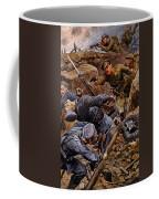 Captain Reginald James Young Winning Coffee Mug