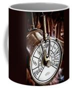 Captains Controls Coffee Mug