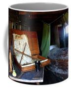 Captain's Quarters Aboard The Mayflower Coffee Mug