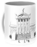 Captionless  'decisions Coffee Mug