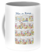 Captionless: When In Rome Coffee Mug