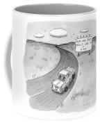 Captionless 'mom And Dad Really Lose It  -  1/4 Coffee Mug