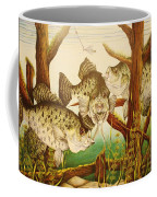 Captivating Crappies Coffee Mug