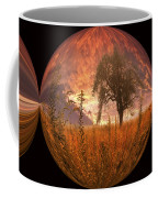 Captured Flame Coffee Mug