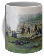 Capturing The Flag-picketts Charge Coffee Mug