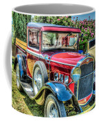 Car 5 Coffee Mug