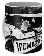 Car And Driver In Helldorado Days Parade In Tombstone Arizona 1967 Coffee Mug