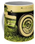 Car And Tire Coffee Mug