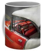 Car - Classic 50's  Coffee Mug by Mike Savad
