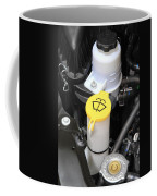 Car Engine Details Coffee Mug
