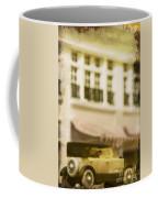 Car In Miniature Coffee Mug
