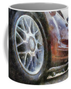Car Rims 01 Photo Art 02 Coffee Mug