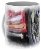 Car Rims 02 Photo Art 01 Coffee Mug